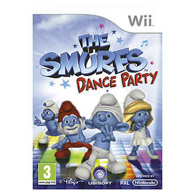 The Smurfs: Dance Party (Wii)