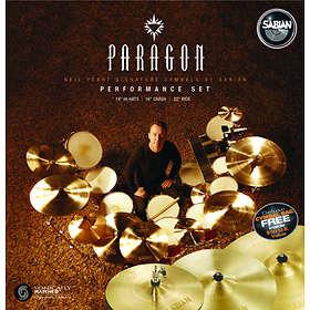 Sabian Paragon Signature Performance Set