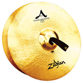 Zildjian Classic Orchestral Selection Medium Pair 17""