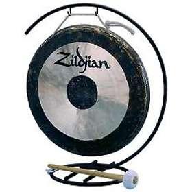"Zildjian Gong Tabletop Stand 12"""