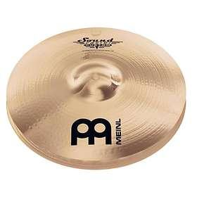 MEINL Soundcaster Custom Powerful Soundwave Hi-Hats 14""