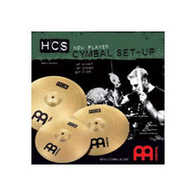 MEINL HCS New Player Set (14/16/20)