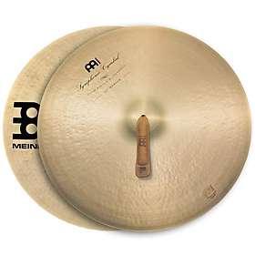"MEINL Symphonic Medium Cymbals (Pairs) 18"""