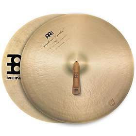 "MEINL Symphonic Medium Cymbals (Pairs) 20"""