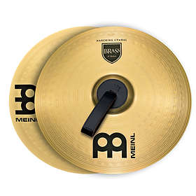 MEINL Marching BRASS (Pairs) 16""