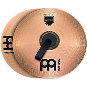 MEINL Marching Bronze (Pairs) 14""
