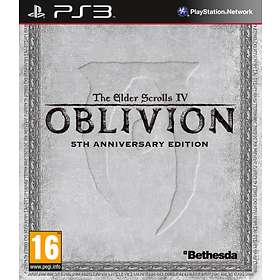 The Elder Scrolls IV: Oblivion - 5th Anniversary Edition (PS3)