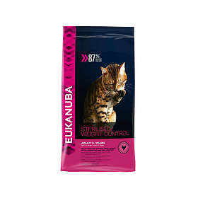 Eukanuba Cat Adult Sterilized/Weight Control 10kg