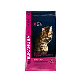 Eukanuba Cat Adult Overweight/Sterilised 10kg
