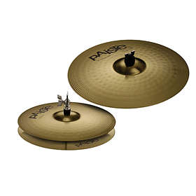 Paiste 101 Brass Essential Set (13/18)