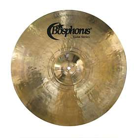 Bosphorus Gold Crash 17""