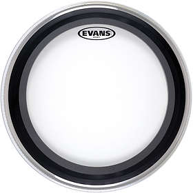 """Evans Drumheads EMAD2 Batter Clear Bass 18"""""""