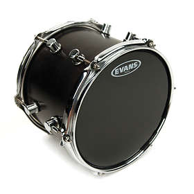 "Evans Drumheads Onyx 2-ply Tom 12"""