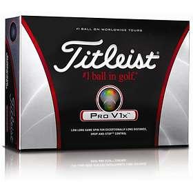 Titleist Pro V1x 2012 (50 bollar)