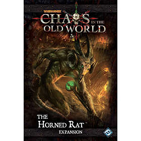 Fantasy Flight Games Chaos in the Old World: The Horned Rat (exp.)