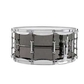 """Ludwig Black Beauty Snare 14""""x6.5"""""""