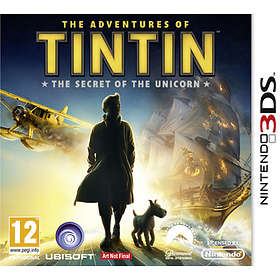 The Adventures of Tintin: The Secret of the Unicorn (3DS)