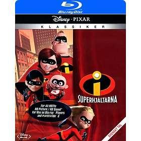 Superhjältarna - Pixar Klassiker