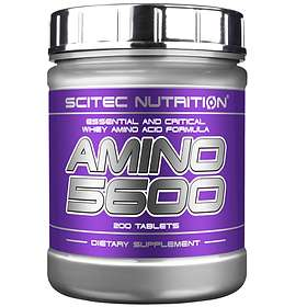 Scitec Nutrition Amino 5600 200 Tabletter