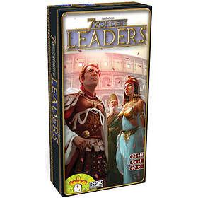 7 Wonders: Leaders (exp.)