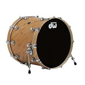 "DW Eco-X Project Bass Drum 22""x18"""