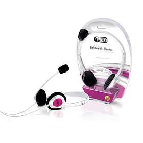 Sweex HM405/406/407/408 Lightweight Headset