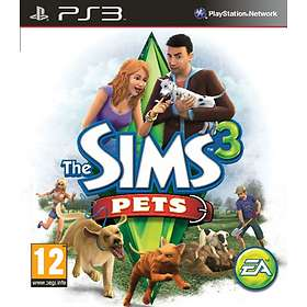The Sims 3: Pets (Husdjur) (PS3)