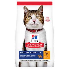 Hills Feline Science Plan Mature Adult 7+ Chicken 10kg