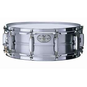 "Pearl SensiTone Elite Beaded & Seamless Aluminum Snare 14""x5"""