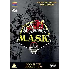 M.A.S.K. - Complete Series (UK)