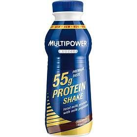 Multipower 55g Protein Shake 500ml 12-pack
