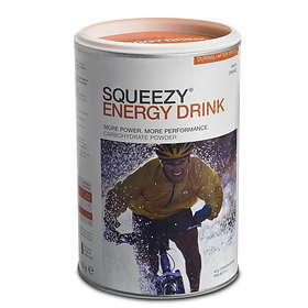Squeezy Energy Drink 0,5kg