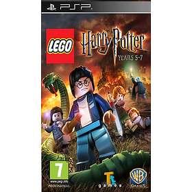 Lego Harry Potter: Years 5-7 (PSP)