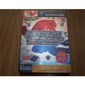 Pokemon Box: Ruby and Sapphire (GC)