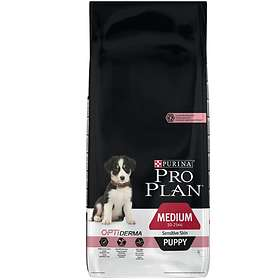 Purina ProPlan OptiDerma Puppy Sensitive Skin Medium 12kg