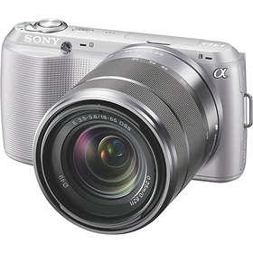 Sony NEX-C3 + 18-55/3,5-5,6 OSS