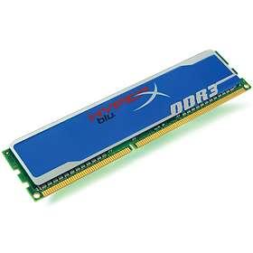 Kingston HyperX Blu DDR3 1600MHz 4GB (KHX1600C9D3B1/4G)