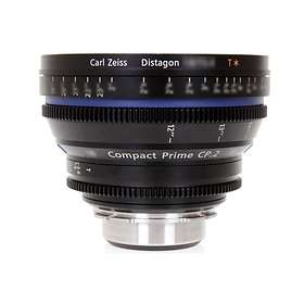 Zeiss Planar T* 100/2.1 CP.2 Compact Prime for T2