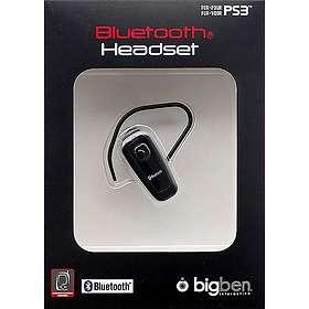Bigben Interactive PS3 Mini Bluetooth Headset