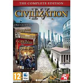 Civilization IV - Complete Edition (Mac)