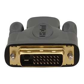 Kramer AD-DF/HF DVI-I - HDMI M-F Adapter