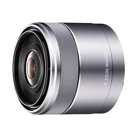 Sony E 30/3,5 Macro