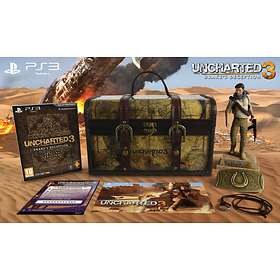Uncharted 3: L'inganno di Drake - Explorer Edition (PS3)
