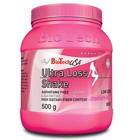 BioTech USA Ultra Loss Shake 0.5kg