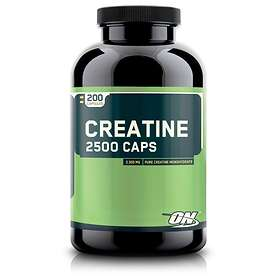 Optimum Nutrition Creatine 2500 200 Kapslar