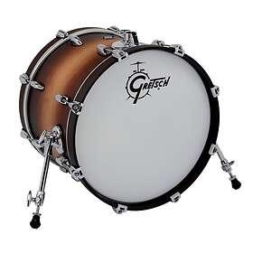 """Gretsch Renown Maple RN-1418B Bass Drum 18""""x14"""""""