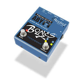 Radial Bones Twin-City ABY Switcher
