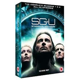 Stargate Universe - The Complete Series