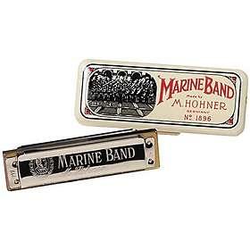 Hohner Diatonic Marine Band 1896 Classic (Bb)