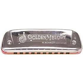 Hohner Diatonic Classic Golden Melody (G)